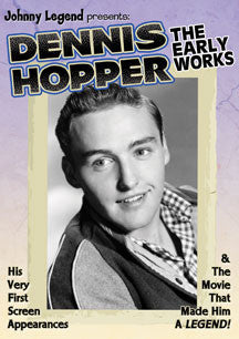 Dennis Hopper - The Early Works (DVD)