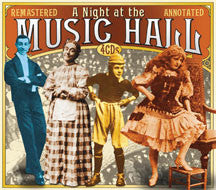 A Night At the Music Hall (CD)