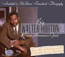 Horton Big Walter - Blues Harmonica Giant: Classic Sides 1951-1956 (CD)