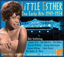 Little Esther - Early Hits 1949-1954 (CD)