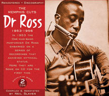 Doctor Ross - The Memphis Cuts 1953-1956 (CD)