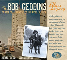 Bob Geddins - A Blues Legacy (CD)