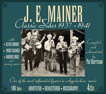 J E Mainer - Classic Sides 1937-1941 (CD)