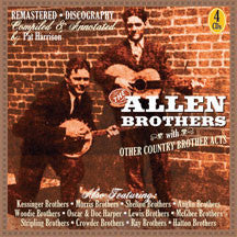 Allen Brothers - Allen Brothers & Other Country Brother Acts (CD)