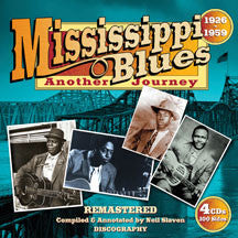 Mississippi Blues: Another Journey (CD)