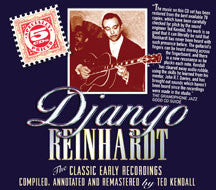 Django Reinhardt - The Classic Early Recordings (CD)