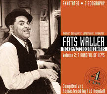 Fats Waller - Complete Recorded Works Vol 2: 1929-1934 (CD)