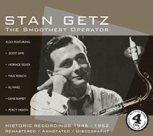 Stan Getz - Innovative West Coast Tenor Saxist: 1946-1952 (CD)