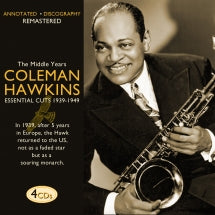 Coleman Hawkins - Body & Soul: Essential Cuts 1939-1949 (CD)