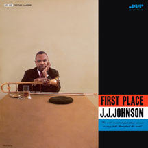 J.J. Johnson - First Place (VINYL ALBUM)