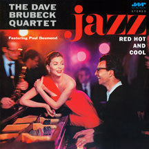 Dave Brubeck - Jazz: Red, Hot And Cool (VINYL ALBUM)