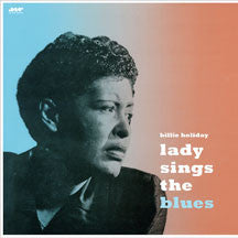 Billie Holiday - Lady Sings The Blues (VINYL ALBUM)