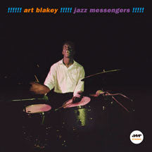 Art Blakey - !!!!jazz Messengers!!!! (VINYL ALBUM)