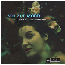 Billie Holiday - Velvet Mood + 1 Bonus Track (VINYL ALBUM)