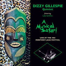 Dizzy Gillespie - A Musical Safari Live At Monterey (VINYL ALBUM)
