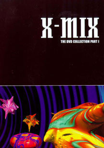 X-mix - Dvd Collection Part 1 (DVD)