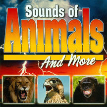 Sounds Of Animals (CD)