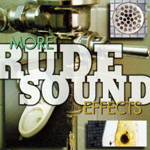 Sound Effects - More Rude Sound Effects (CD)