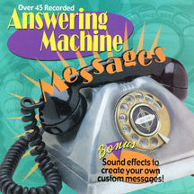 Telephone Answering (CD)