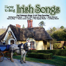Carl Peterson - I Love Ireland (CD)