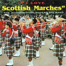 I Love Scottish Marches (CD)
