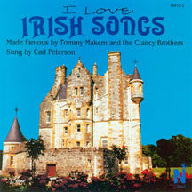 I Love Irish Songs (CD)
