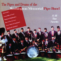 Washington Memorial Pipe - Pipes And Drums (CD)