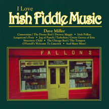 I Love Irish Fiddle Music (CD)