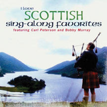 Peterson, Carl/murray, Bobby -Scottish Sing-along (CD)
