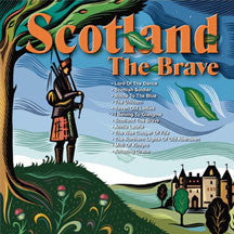 Carl Peterson - Scotland The Brave (CD)