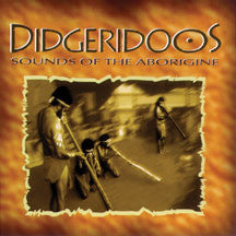 Didgeridoos - Sounds Of The Aborigine (CD)