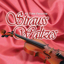 All Time Favorite Strauss Waltzes (CD)