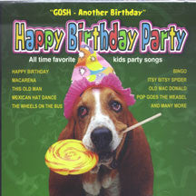 Happy Birthday Party (CD)