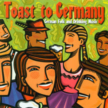 Oktoberfest Singers And Orchestra - Toast To Germany (CD)