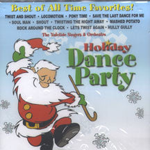 Yuletide Singers & Orchestra -Holiday Dance Party (CD)