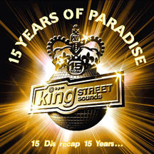 15x15: 15 DJs Recap 15 Years Of Paradise (CD)