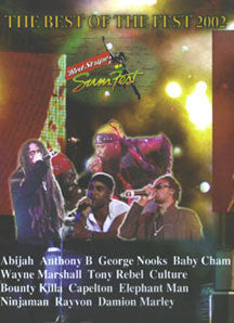 Best Of The Fest 2002 (DVD)