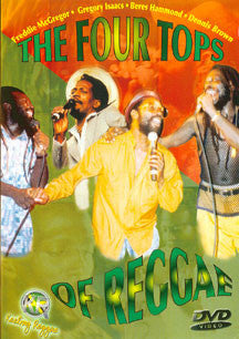Four Tops Of Reggae (DVD)