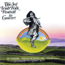 3rd Irish Folk Festival In Concert (CD)