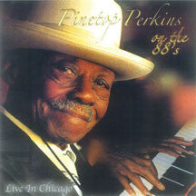 Pinetop Perkins - On The 88's (CD)