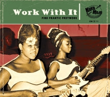 Work With It (CD)