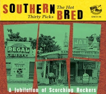 Southern Bred R&b Rockers: The Hot Thirty Picks (CD)