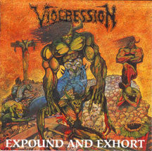 Viogression - Expound & Exhort (CD)