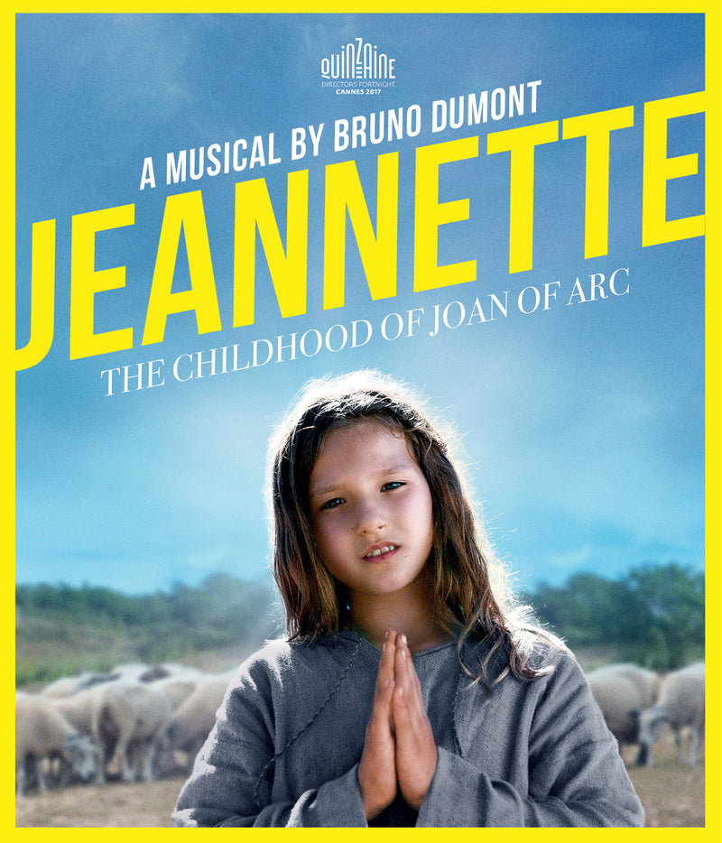 Jeannette: the Childhood of Joan of Arc (Blu-ray)