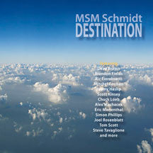 MSM Schmidt - Destination (CD)