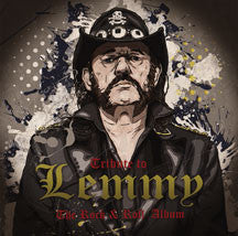 Tribute To Lemmy: The Rock & Roll Album (CD)