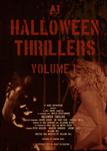 Halloween Thrillers Vol. 1 (DVD)