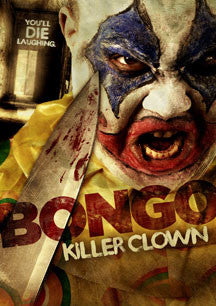 Bongo Killer Clown (DVD)