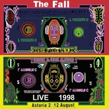 Fall - Astoria 1998 (VINYL ALBUM)