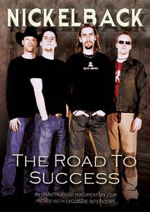Nickelback - Road To Success Unauthorized (DVD)